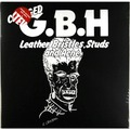 G.B.H - Leather, Bristles, Studs And Acne (lp) Ltd Edit Colour Vinyl -U.K - 33T