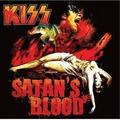 KISS  - Satan's Blood (2xlp) Ltd Edit Colour Vinyl -E.U - 33T x 2