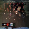 KISS ‎ - Angry Souls Broken Homes (3xlp) Ltd Edit Colour Vinyl -E.U - 33T x 3