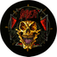 SLAYER - Wehrmacht BACKPATCH - Patch