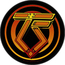TWISTED SISTER - logo - Patch
