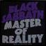 BLACK SABBATH - Master of Reality - Patch