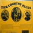Various - The country blues - 33T