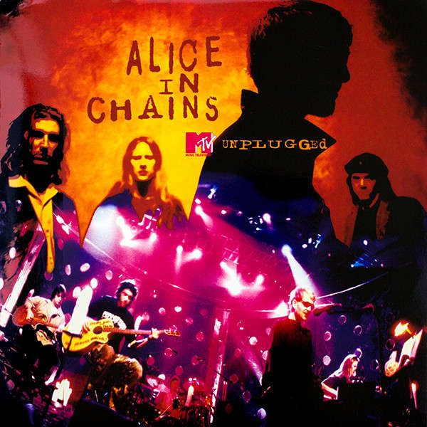Alice In Chains MTV Unplugged (2xlp)