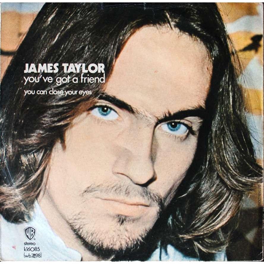 James Taylor - You've Got A Friend