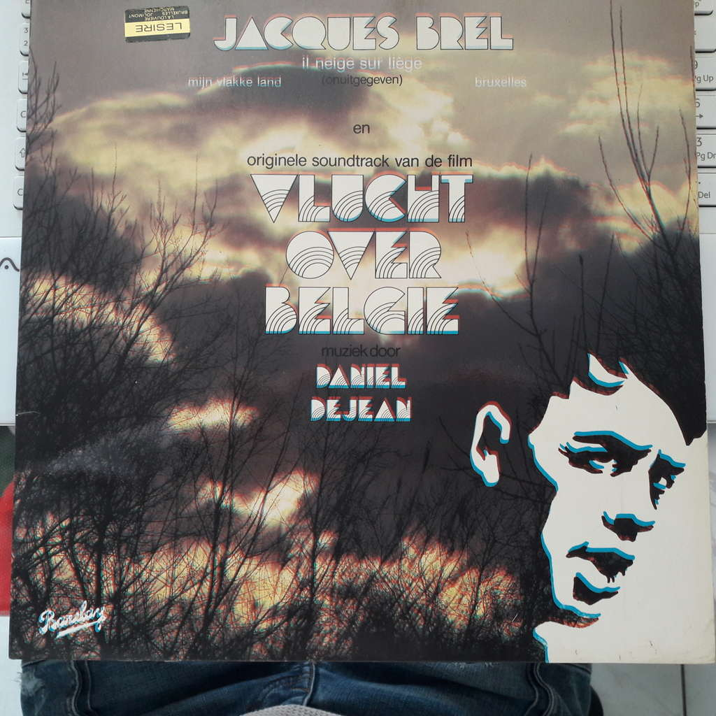 Brel, Jacques Vlucht Over Belgie