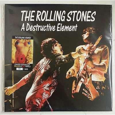 The Rolling Stones A Destructive Element (2xlp) Ltd Edit Gatefold Sleeve -E.U