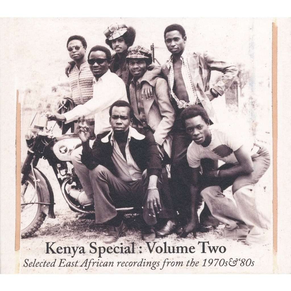 Various Kenya Special: Volume Two (Selected East African Recordings From The 1970s & '80s) (3xLps)