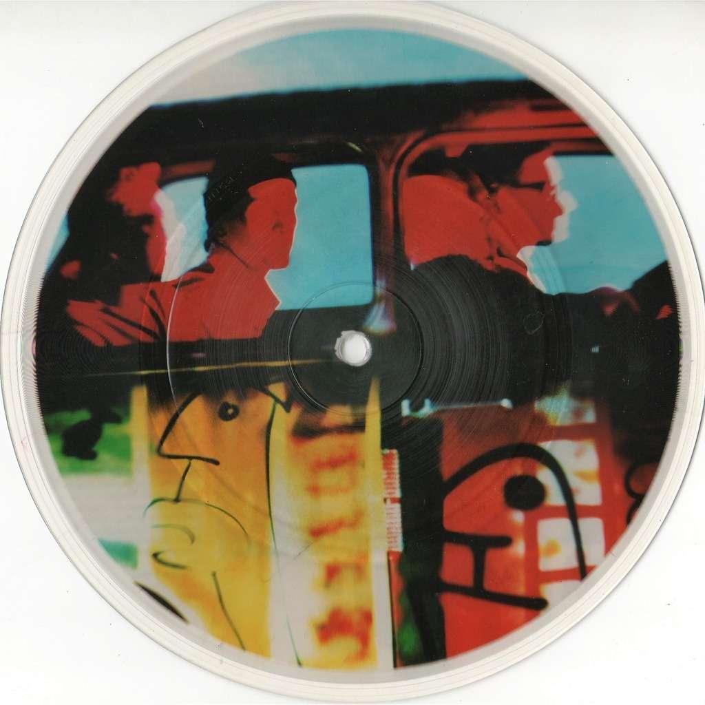 Achtung baby (uk 1992 'orlake' original ltd 6 copies test ...
