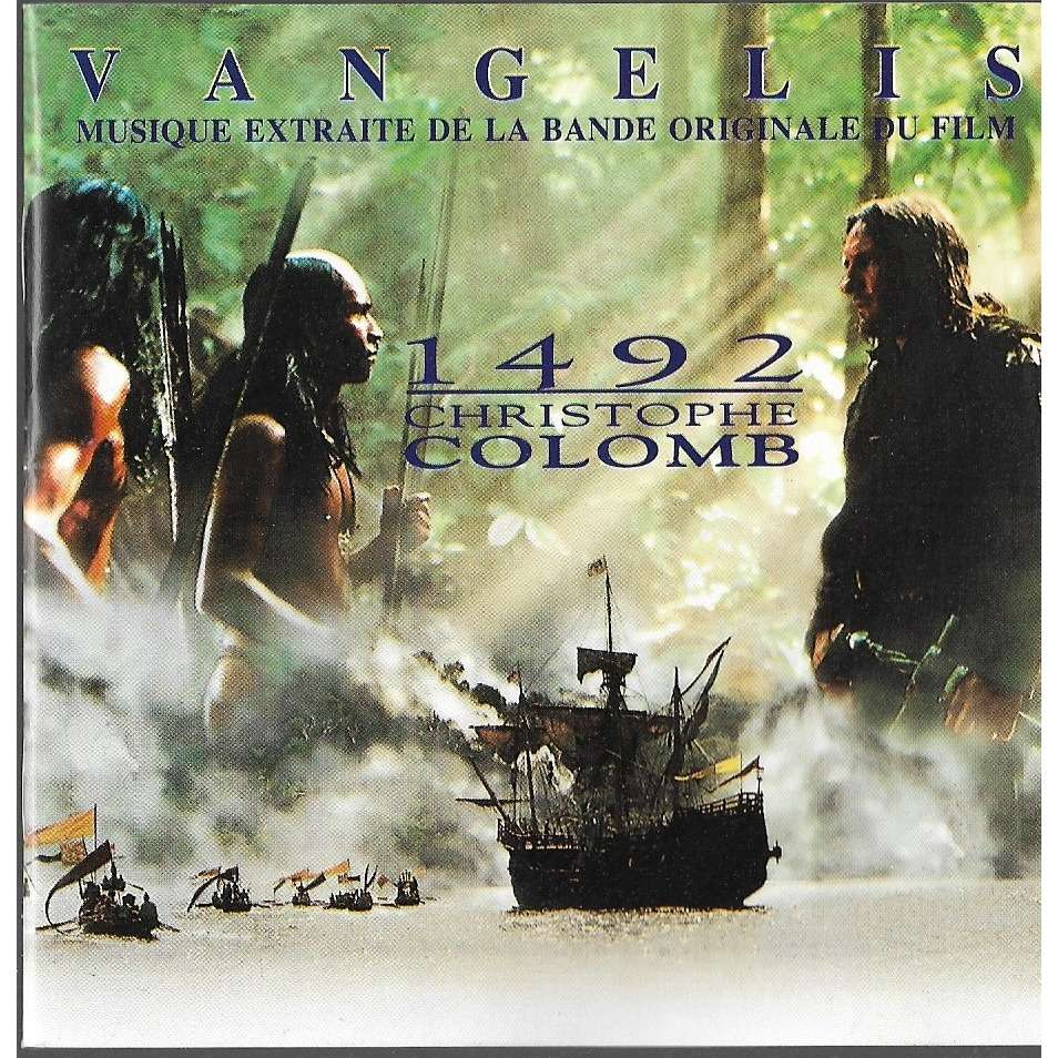 Vangelis 1492 - Conquest of Paradise