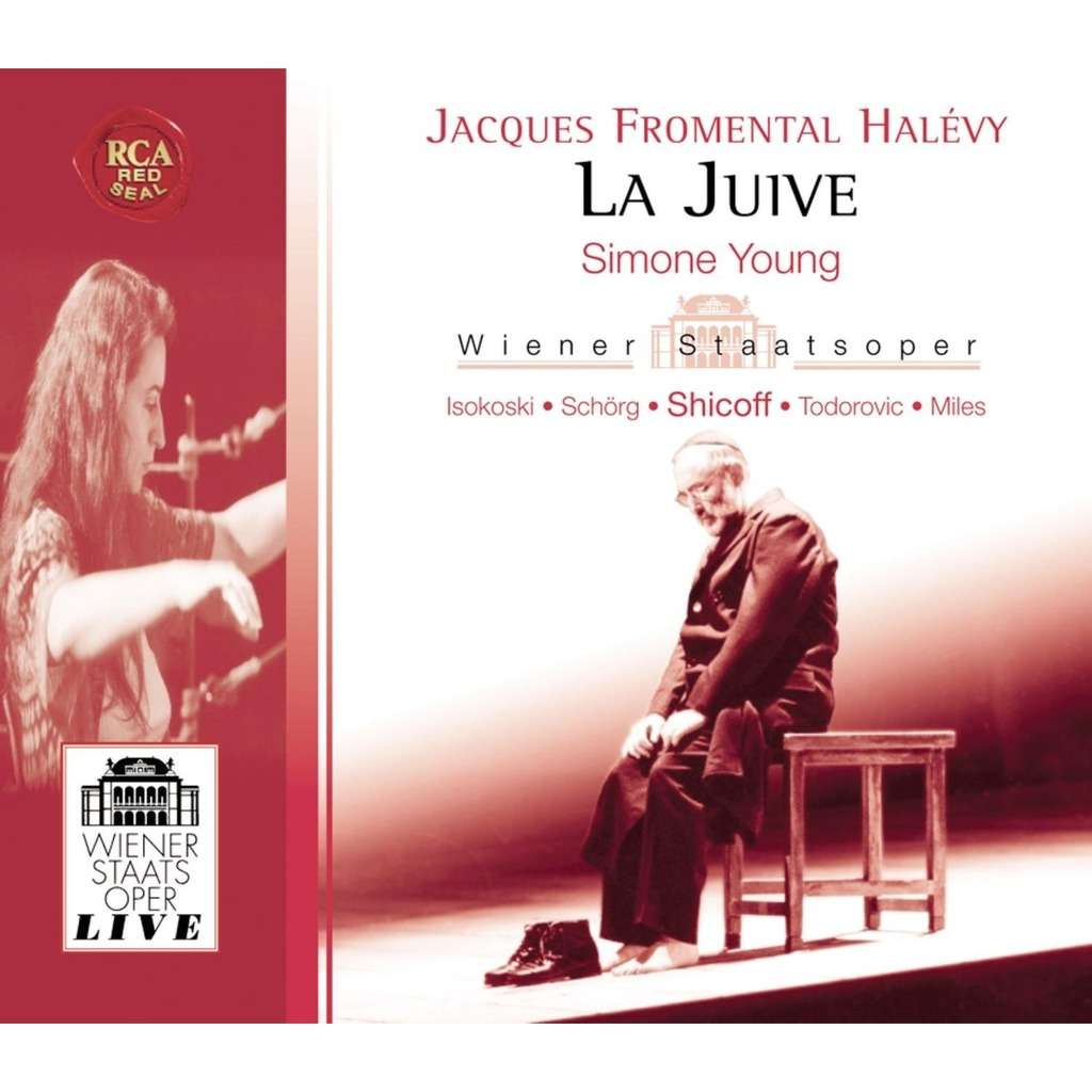 Halévy, Jacques Fromental La Juive / Young