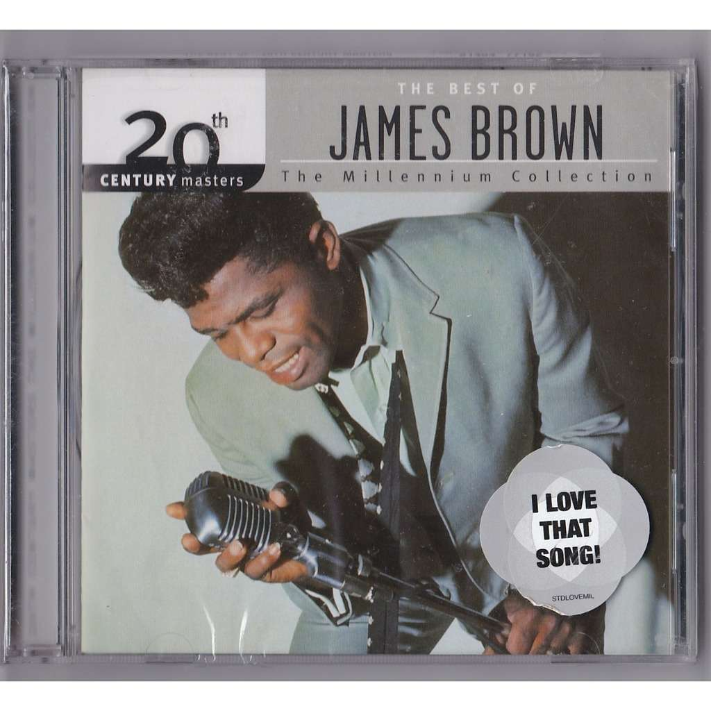 BROWN, JAMES 20TH CENTURY MASTERS: THE MILLENIUM COLLECTION