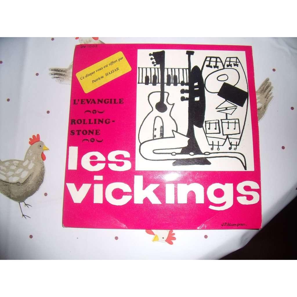 les vikings / vickings l'evangile / rolling stone