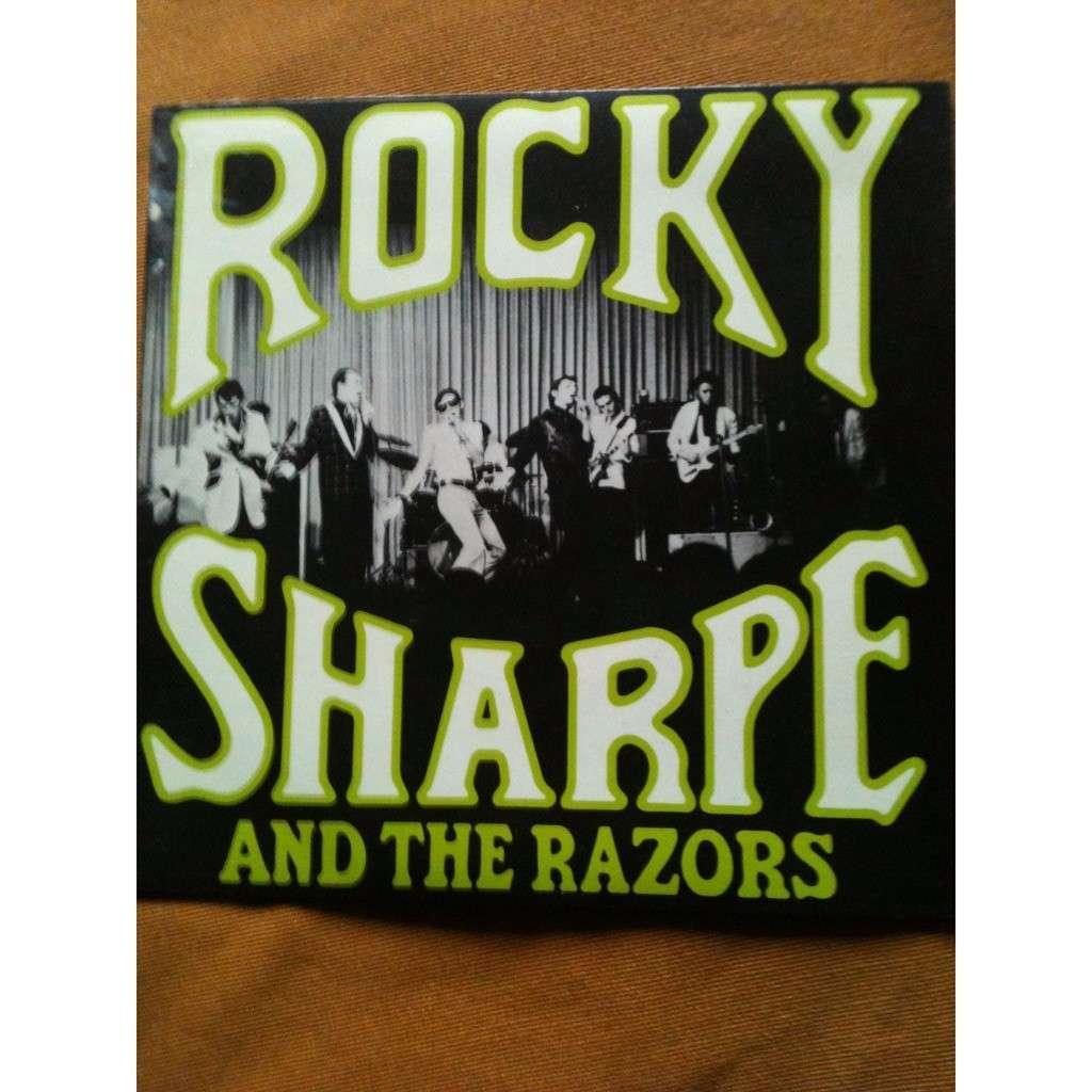 ROCKY SHARPE and the RAZORS Drip Drop