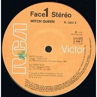 WITCH QUEEN witch queen (6:32) - all right now (10:04 ) / bang a gong (9:56) - got the time (6:54)
