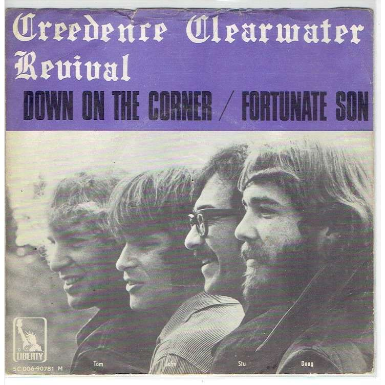 Creedence Clearwater Revival - Fortunate Son.mid