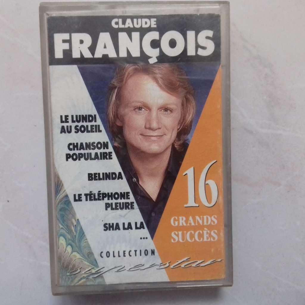 claude françois 16 grands succès