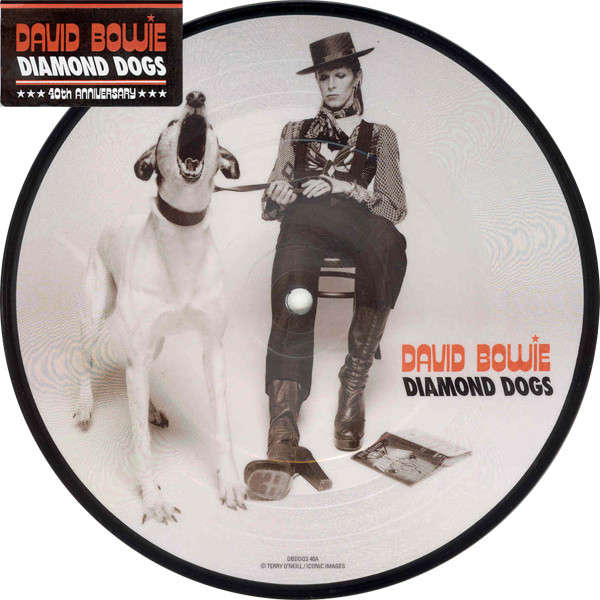 David Bowie Diamond Dogs - Pic Disc