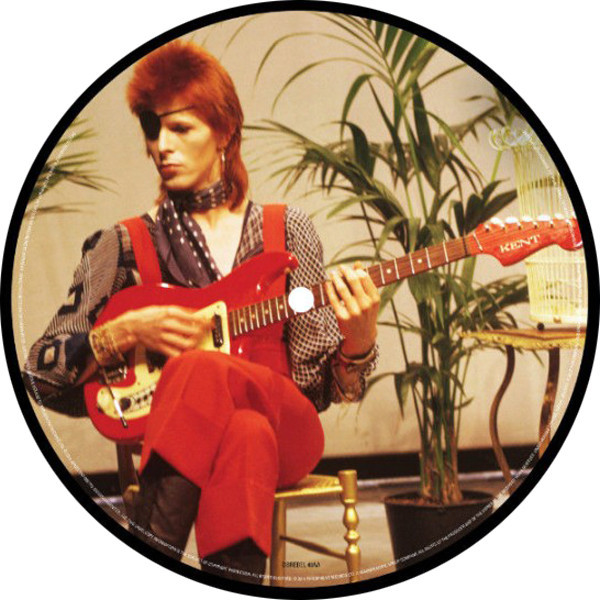 david bowie Rebel Rebel Picture Disc
