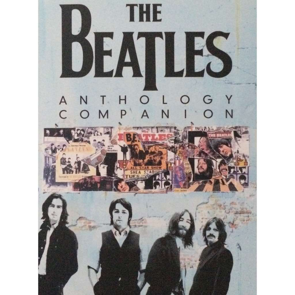 BEATLES - ANTHOLOGY COMPANION (EVERY SINGLES BEATLES PROMO VIDEOS)