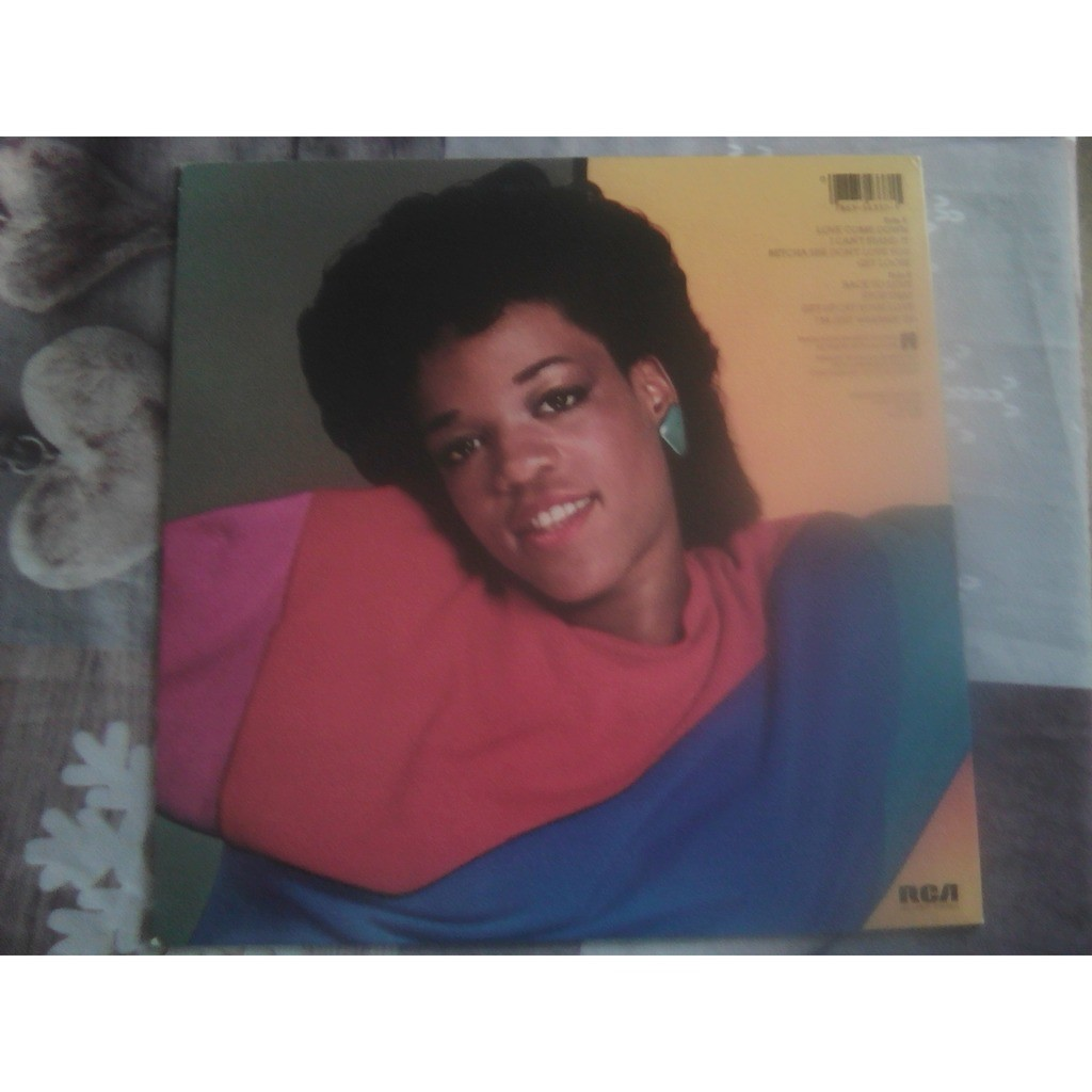 Evelyn King Get Loose ‎(LP, Album, Ind)