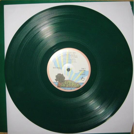 Drake Nick Five Leaves Left Green Vinyl