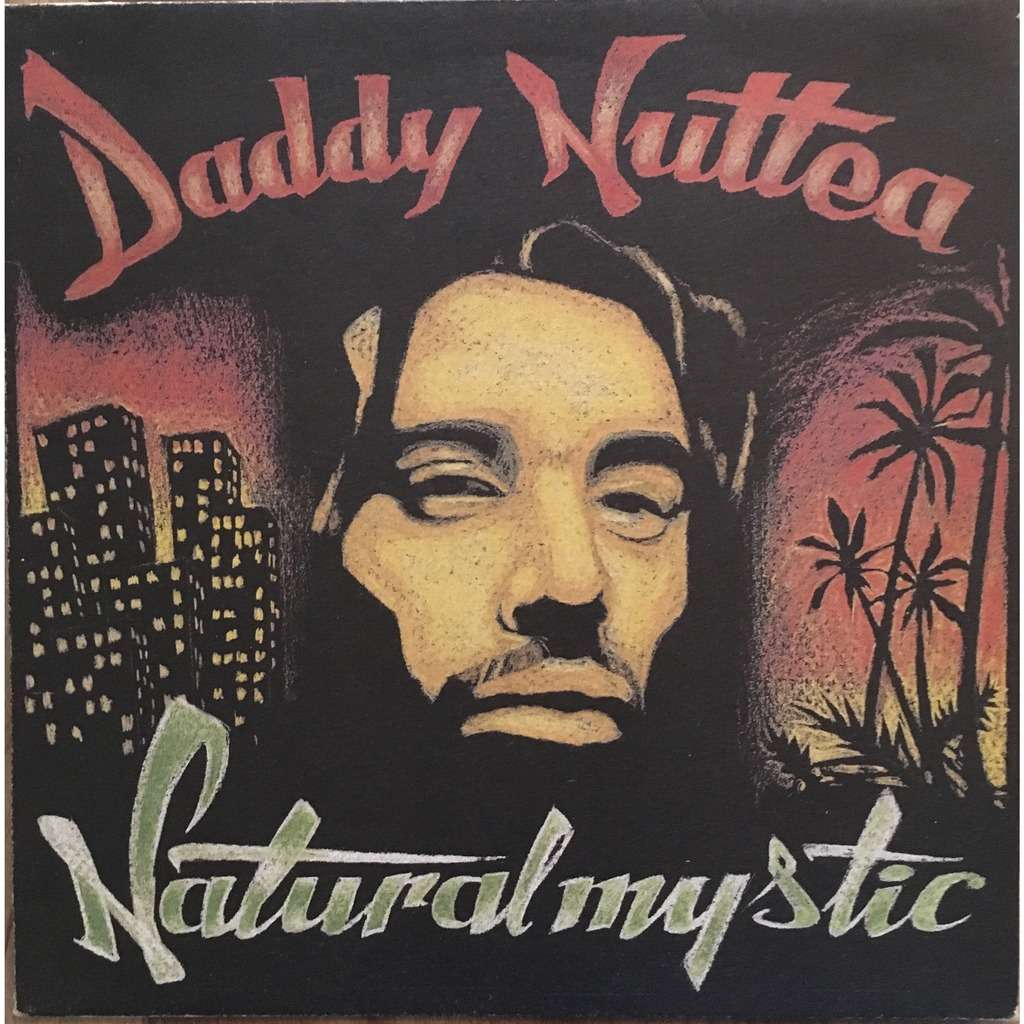 Daddy Nuttea Natural Mystic