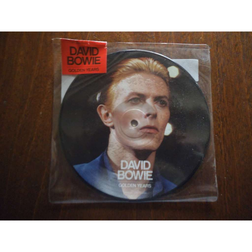 David Bowie Golden Years / station to station