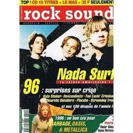rock sound nada surf