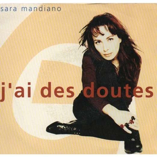 SARA MANDIANO J'AI DES DOUTES - LA LUNA