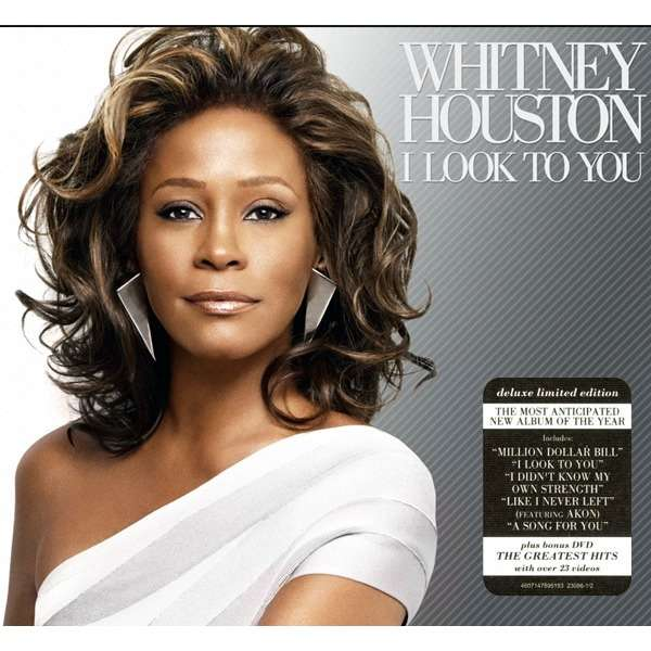 Whitney Houston I Look To You Records Lps Vinyl And Cds