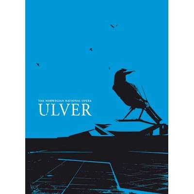 ULVER The Norwegian National Opera DVD+BRD