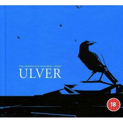 ULVER The Norwegian National Opera CD+DVD DIGIBOOK