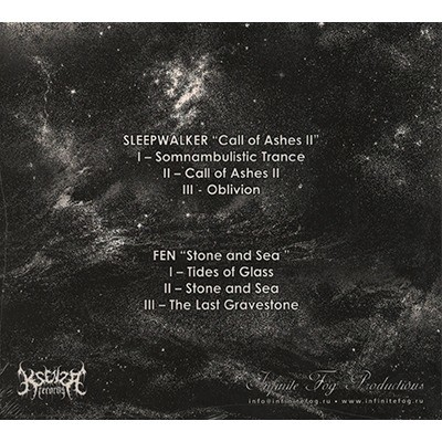 SLEEPWALKER / FEN Call of Ashes II / Stone and Sea