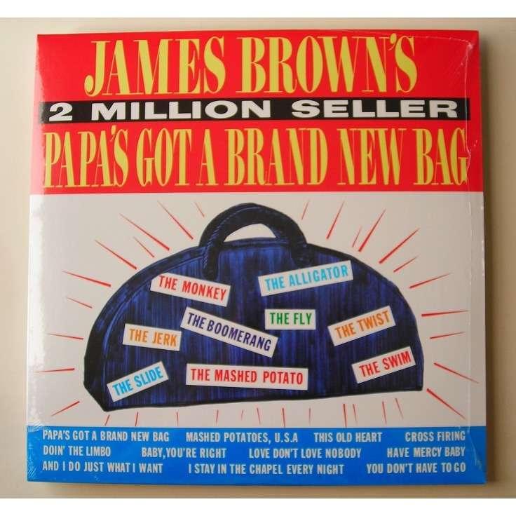 James Brown Papa S Got A Brand New Bag