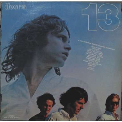 The Doors 13  sc 1 st  CD and LP & 13 by The Doors LP with mjlam - Ref:118984614