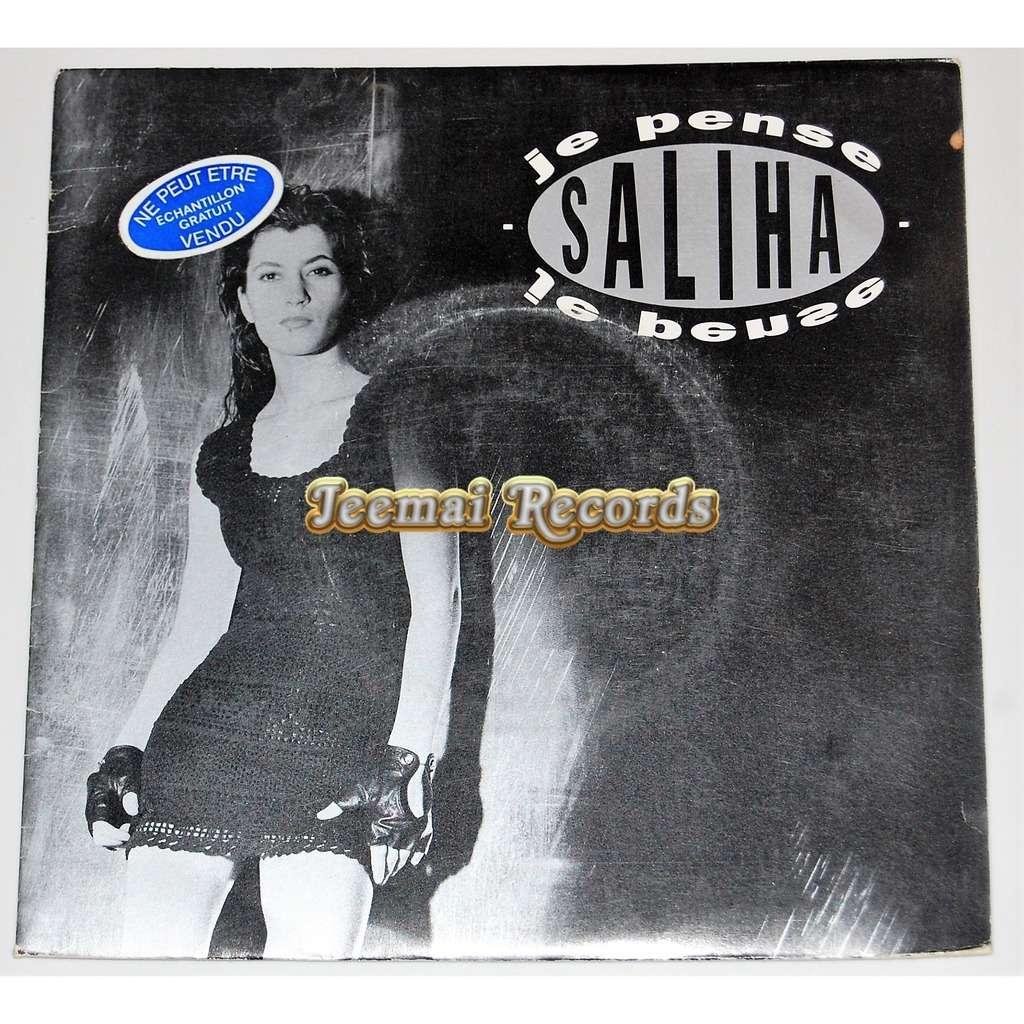 Saliha Je pense / Danse le beat