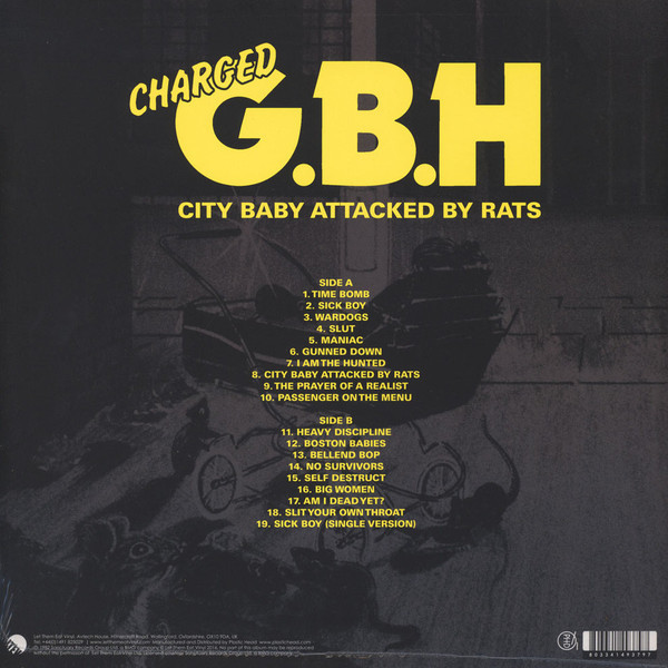 Charged G.B.H City Baby Attacked By Rats