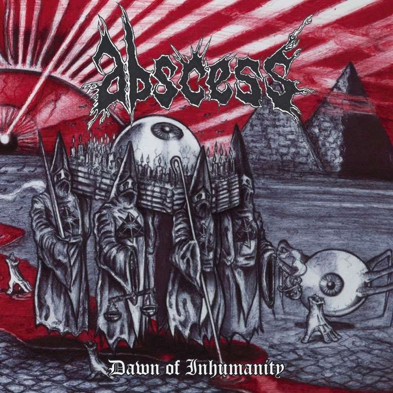 ABSCESS Dawn of Humanity. Digibook CD
