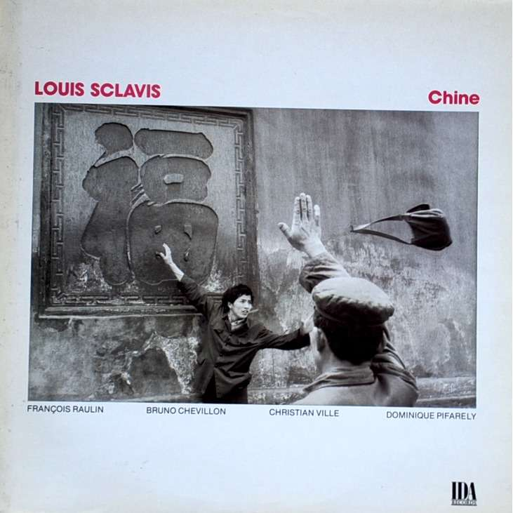 louis sclavis Chine