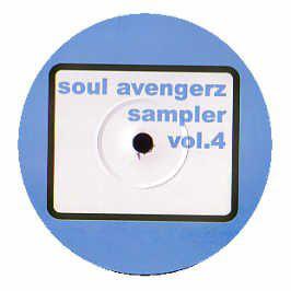 Soul Avengerz Sampler Vol. 4 (Running For Your Love / Twisted Melody )