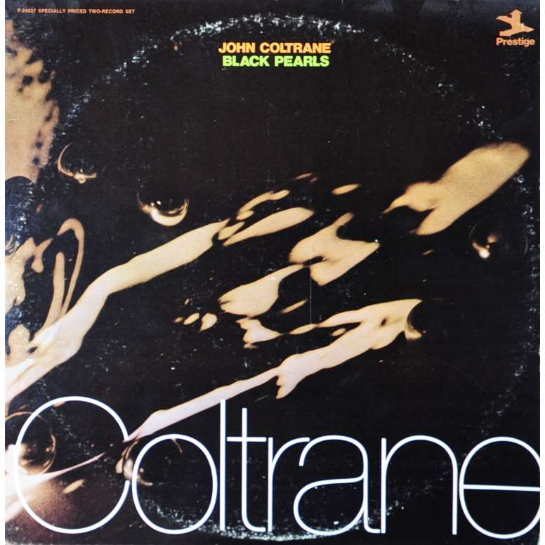 john coltrane Black Pearls