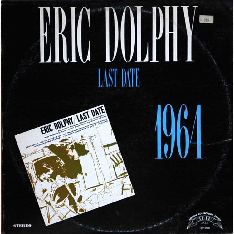 eric dolphy last date 1964