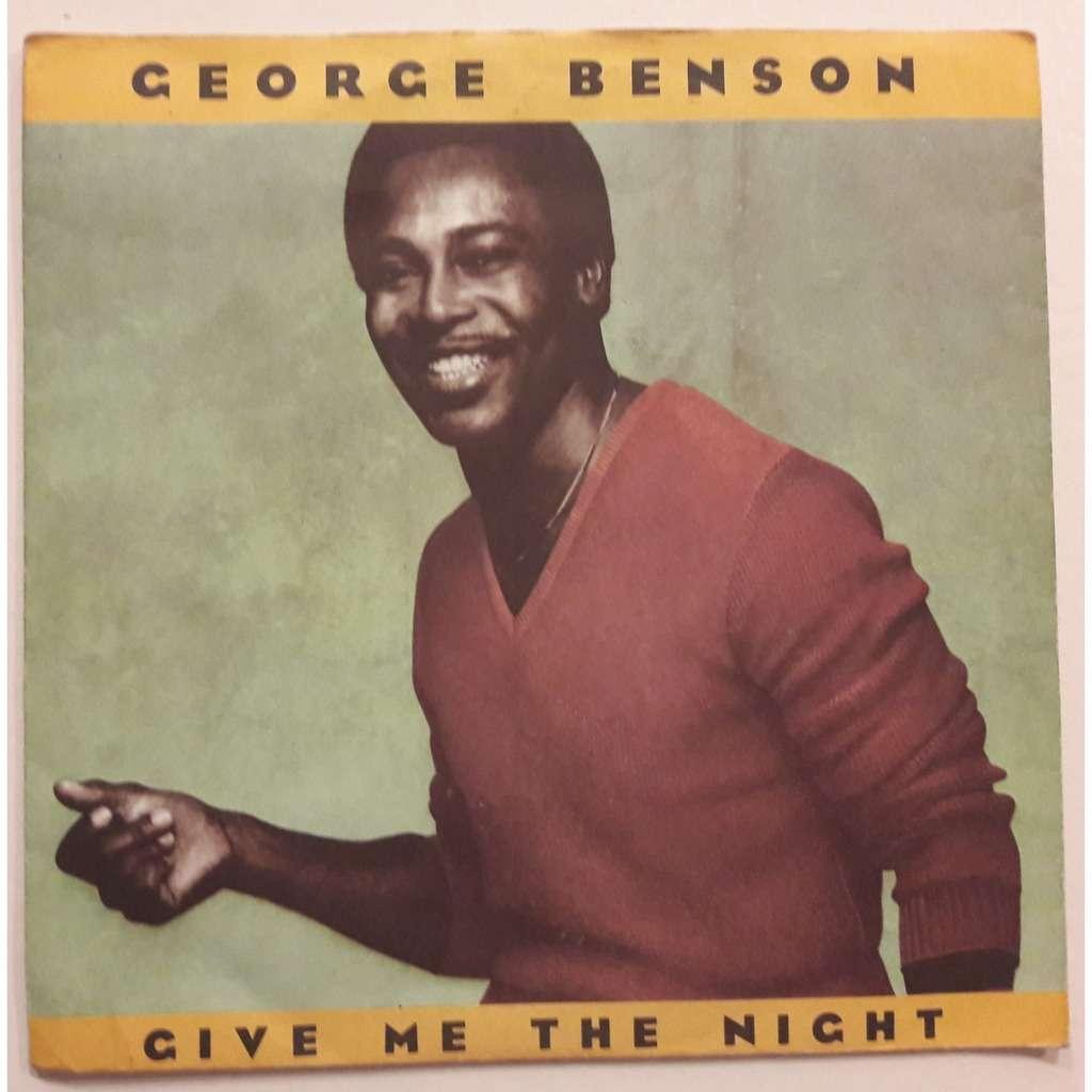 BENSON georges Give me the night/ dinorah , dinohra
