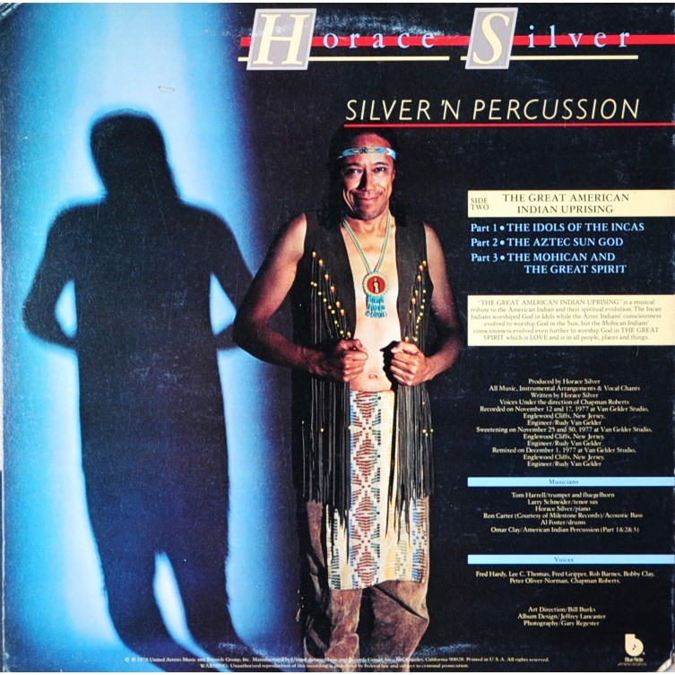 horace silver silver'n percussion