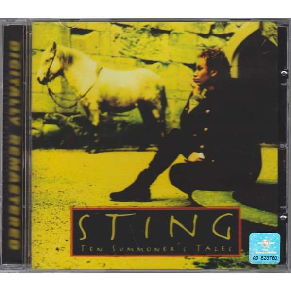 Sting Ten Summoner S Tales Records Lps Vinyl And Cds