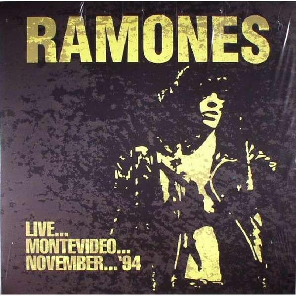 Ramones Live...Montevideo
