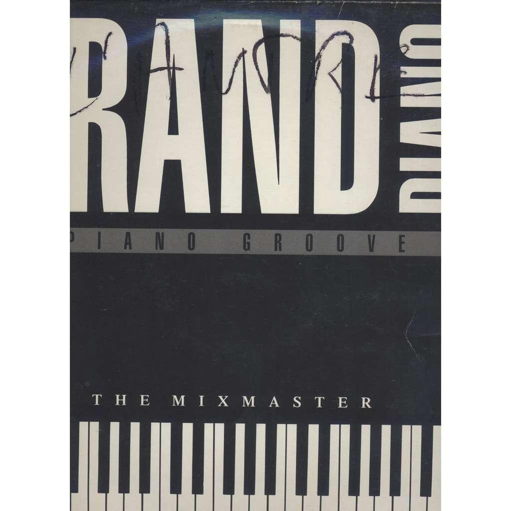 The Mixmaster Grand Piano