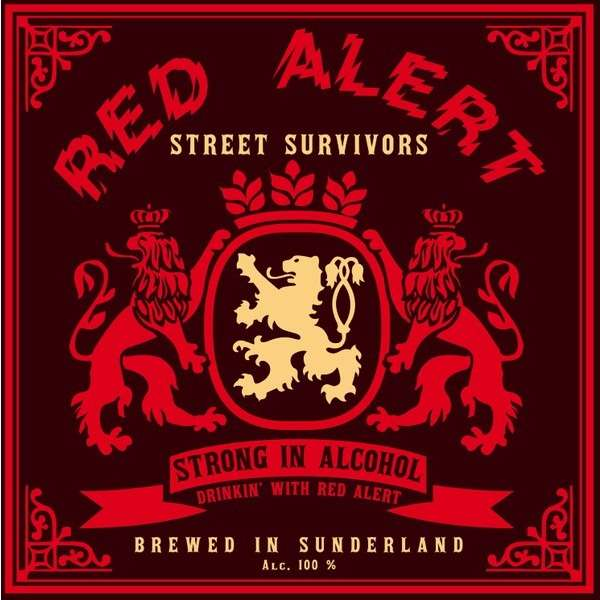 Red Alert Street Survivors