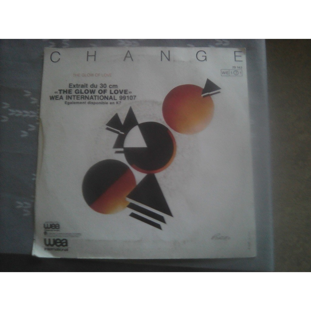 Change - A Lover's Holiday / Searching Change - A Lover's Holiday / Searching